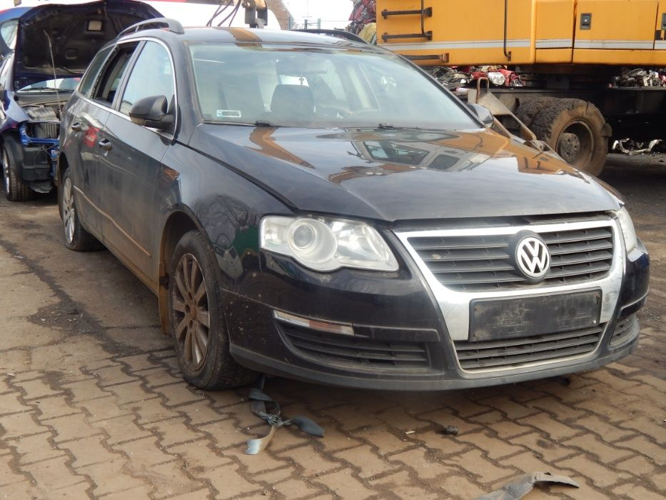 Volkswagen Passat B6 2005r 2.0TDI 140km Tylko na części!