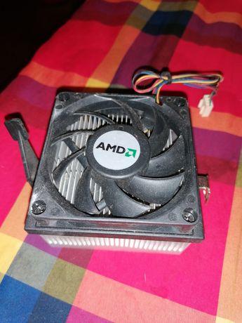 AMD stock cooler Ryzen
