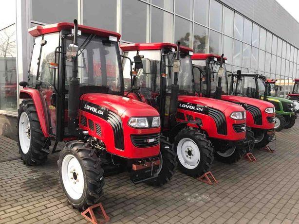 Трактор Lovol 454 cab Фотон 454 кабіна в наявності! Foton FT