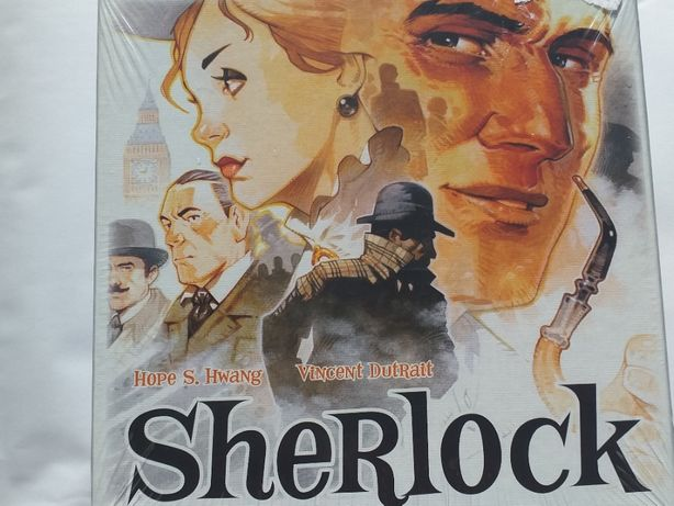 Gra logiczna Sherlock Nowa