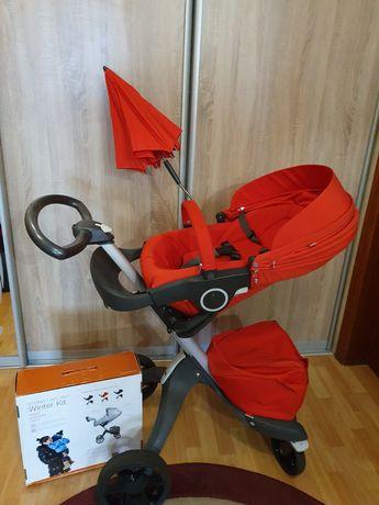 Фирменная шикарная коляска