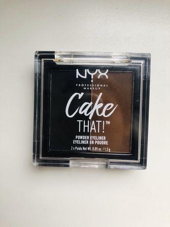 Nyx Cake that тени для глаз