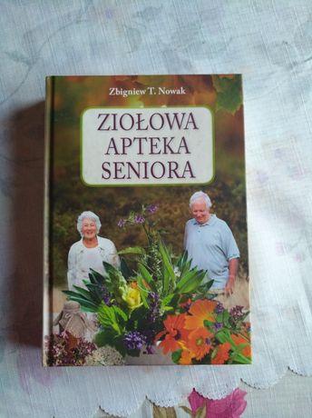 Książka Ziołowa Apteka Seniora