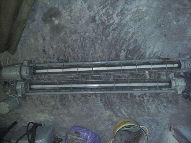 Шахтные светильники ЛРС01 40вт