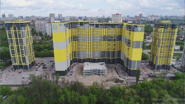 Квартира в ЖК Медовый 1, 2к - 61.94м2 м.Демеевская!