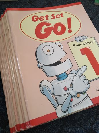 Get Set Go 1, Pupil's Book, Oxford