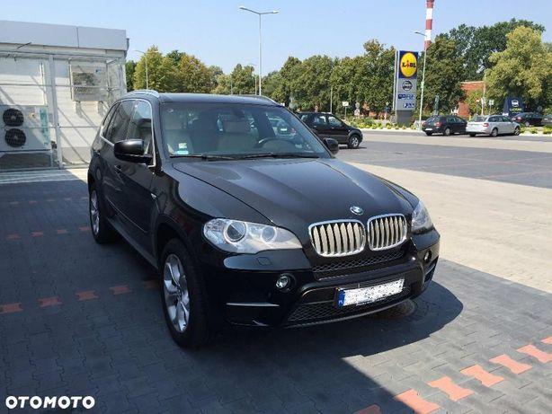BMW X5 BMW X5 xDrive40d 306KM serwis ASO