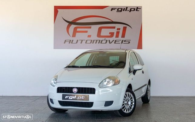 Fiat Grande Punto VAN 1.3 JTD Multijet (3P)