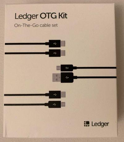 Ledger OTG Kit. Nowy i nieużywany.