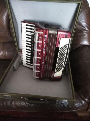 akordeon Weltmester 96b