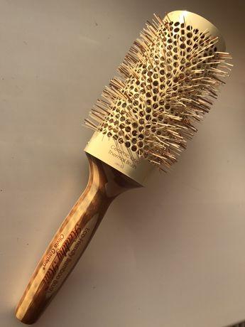 Термобрашинг бамбуковый (щетка для волос)