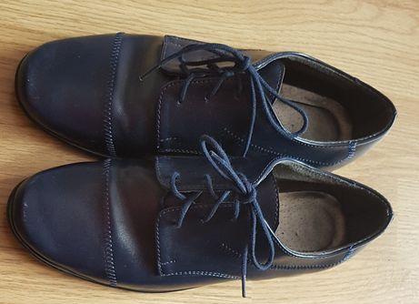 Buty komunijne rozmiar 32 wkładka 22 cm