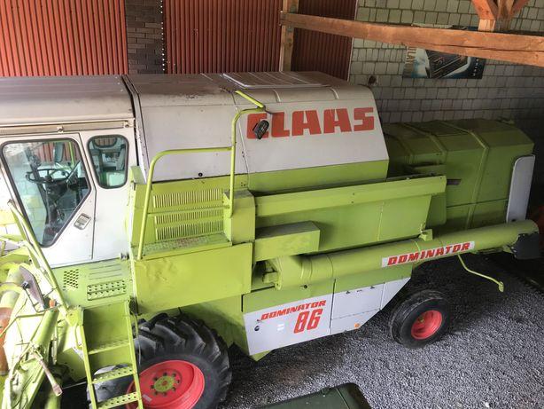 Claas Dominator 86 z Niemiec Klimatyzacja
