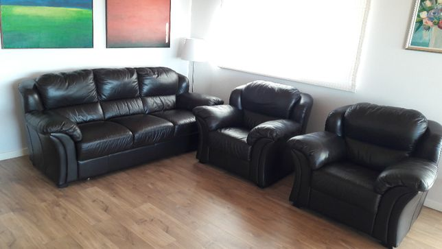 """Komplet wypoczynkowy """"Kenya"""" Sofa i dwa fotele"""