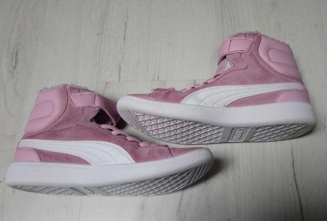 Piękne zimowe damskie buty Puma 35 ideał tanio!