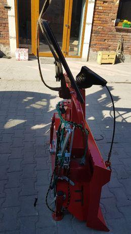 Wyciągarka/Wciągarka leśna WIRAX 4T z Liną 8 mm/50m