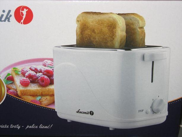 nowy toster ,gwarancja 2 lata, lub opiekacz kanapek sandwich
