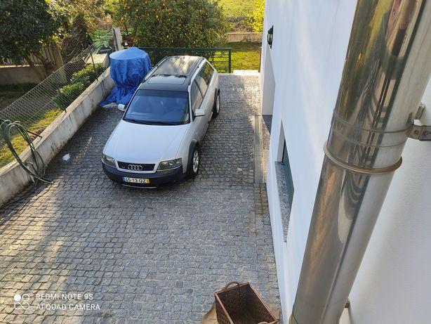 Audi Allroad 2.5 V6 TDI