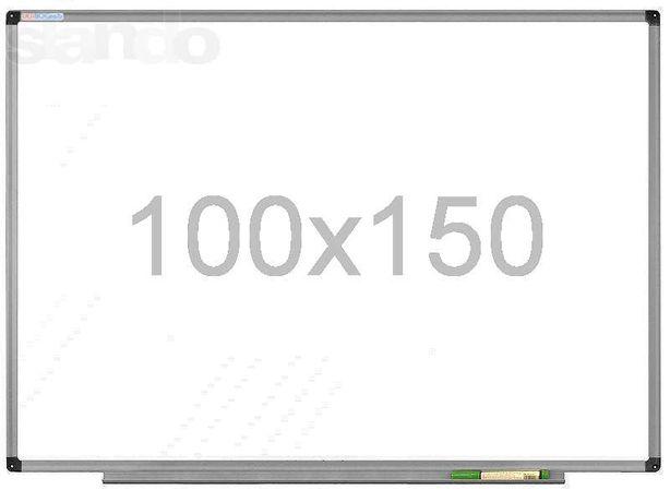 Доска магнитная для рисования маркером 100-150 см