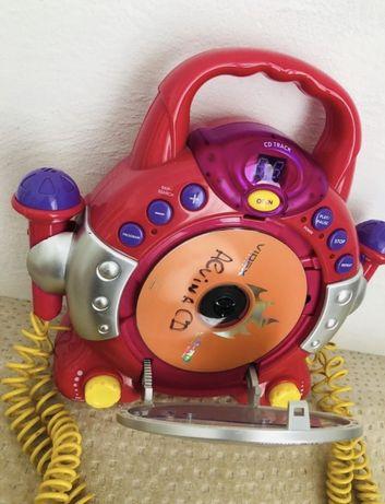 Продам детский караоке магнитофон