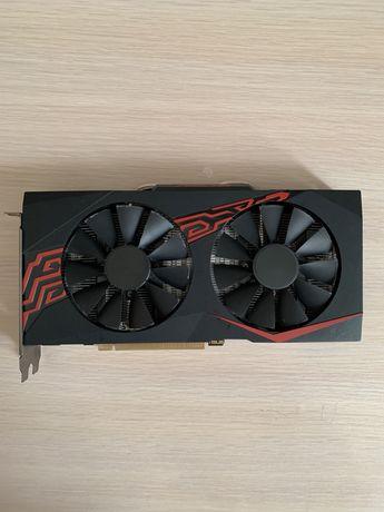 Видеокарта AMD Rx570 4gb