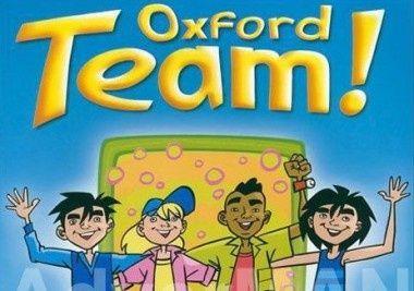 Oxford Team 1,2,3