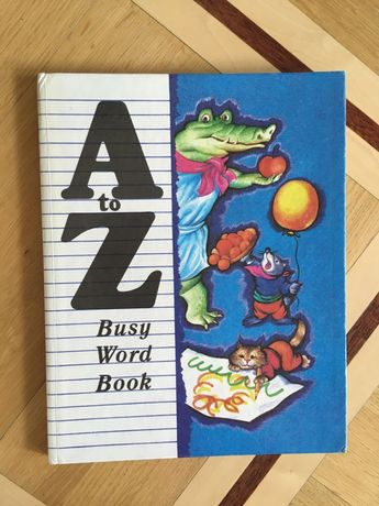 Словарь по типу большого словаря Дисней Английский для малышей