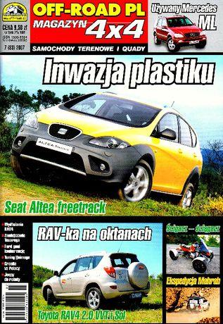 Toyota Hilux 2.5,UAZ,Mercedes ML ,Seat Altea ,RAV4 2.0VVT, Unimog 404,