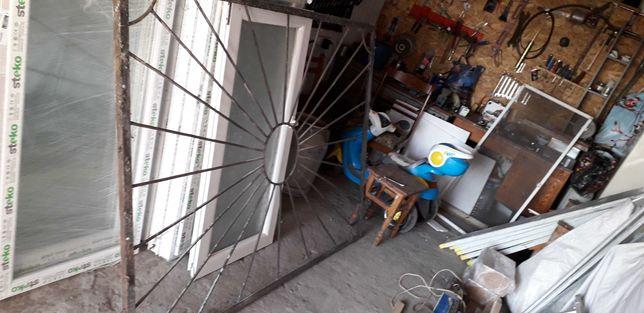 Решетка на окно металл