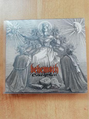 Behemoth Evangelion CD+DVD limited edition