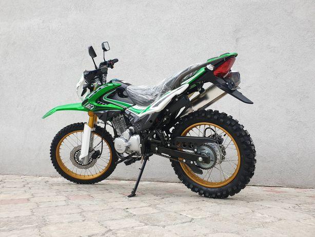 Мотоцикл эндуро Senke-250, мотик кросс, байк эндуро