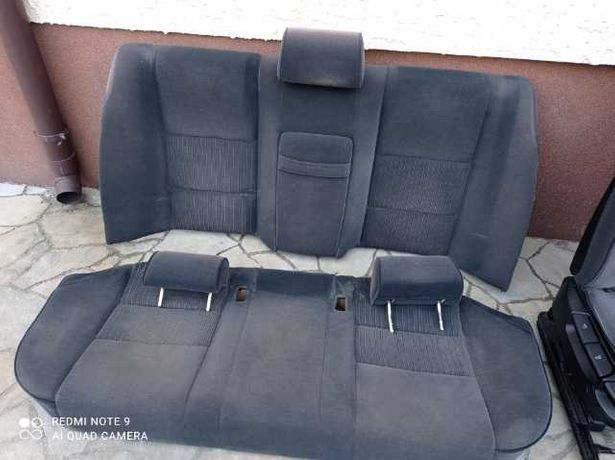 Siedzenia BMW e39