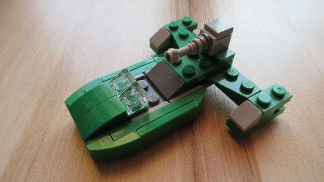 Oryginalne klocki Lego Star Wars - Myśliwiec Flash - 43 elem.