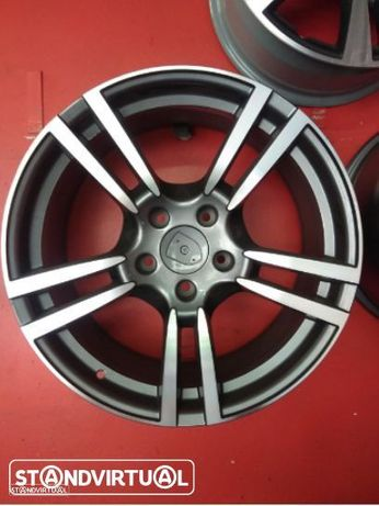 Jantes 21´ Novas Porsche Cayenne Turbo com pneus usados em bom estado