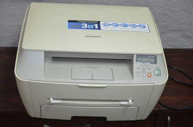 Продам МФУ Samsung SCX4100(копир/принтер/сканер/ксерокс/А4) обслуженый