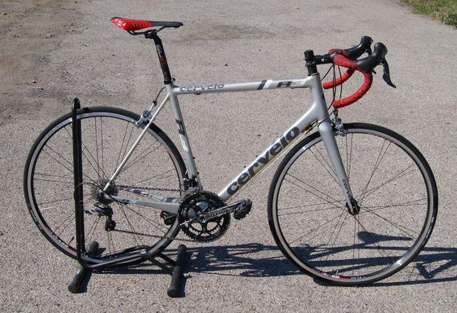 Rower szosowy CERVELO R3 Carbon 56cm Shimano ULTEGRA 2x10 ROTOR