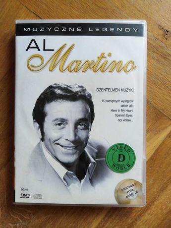 Muzyczne legendy: Al Martino DVD + CD