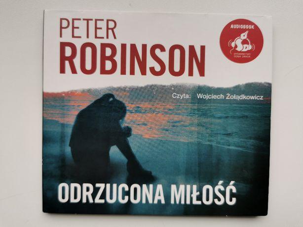 Odrzucona miłość. Audiobook - Peter Robinson