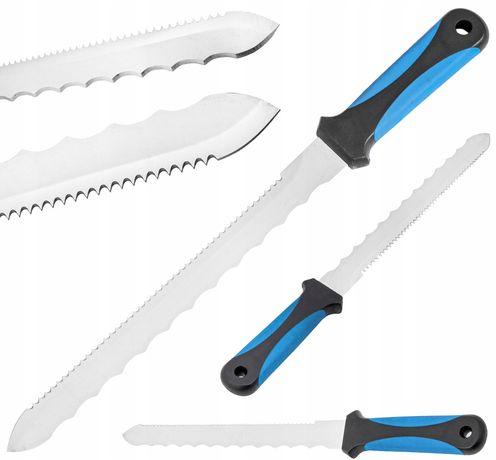 Nóż do cięcia waty wełny mineralnej styropianu 280MM (AKC232)