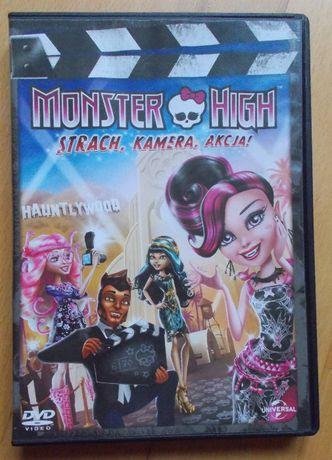 Film / płyta DVD Monster High