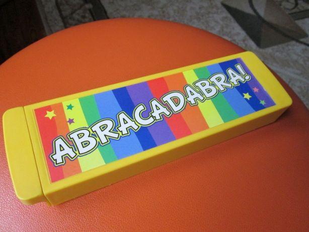 Цена за все Пенал выдвижной Аbracadabra плюс карандаши, ластик,точилка