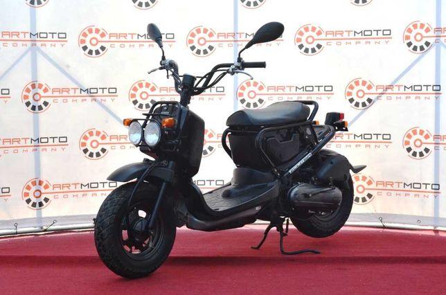 Honda ZOOMER  в кредит от 50 грн день мопед  Гарантия+Шлем в подарок