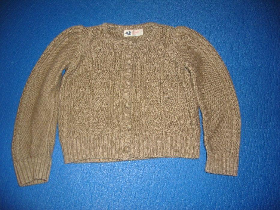 Кофточка H&M. кофта, свитер, кофта на пуговицах распродажа Киев - изображение 1