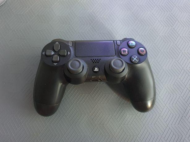Oryginalny pad kontroler SONY DualShock 4 V2 Czarny Black