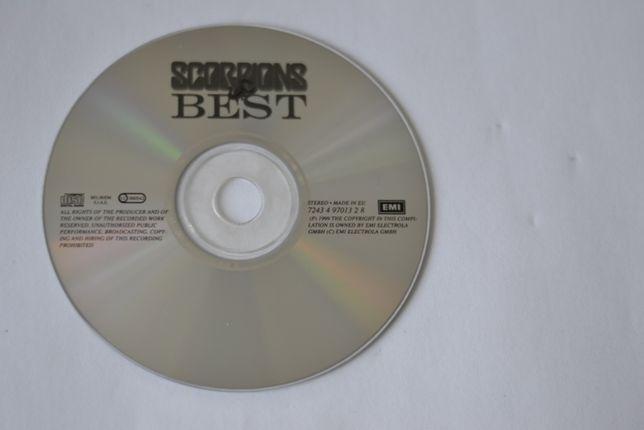 Okazja Scorpions – Best 1999 CD Plyta