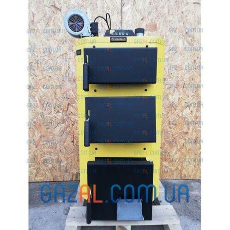 Твердотопливный котел в Днепре в наличии KRONAS STANDART 14 кВт