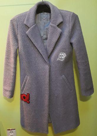 Пальто Reserved сірого кольору