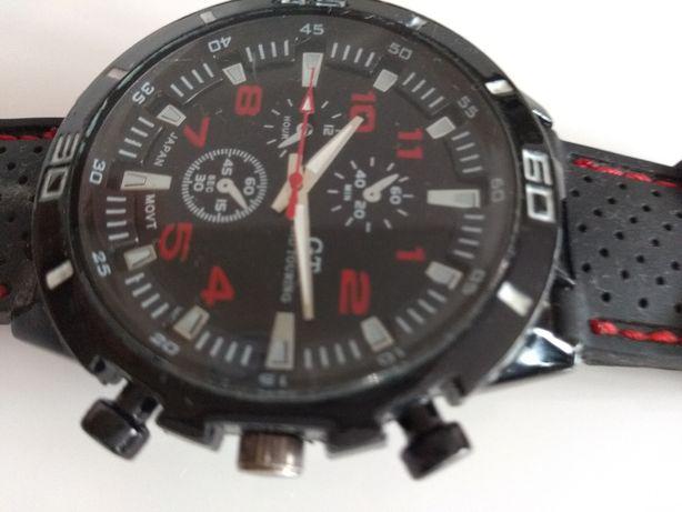 Zegarek męski czarny