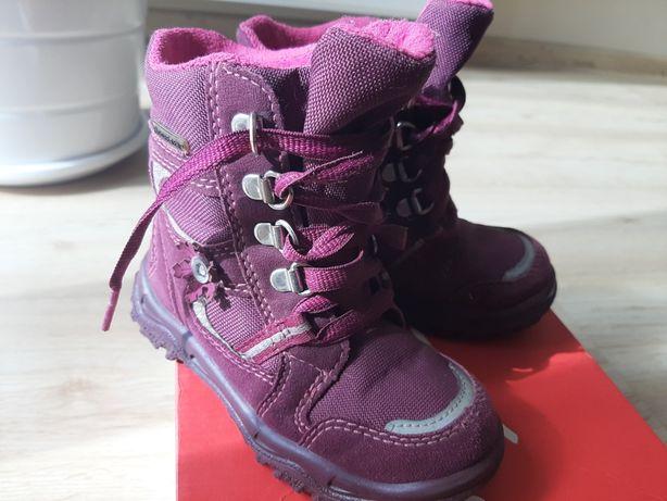 Śniegowce superfit, buty na zimę