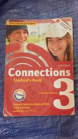 Connections pre-intermediate 3 student's bookPodręcznik j. angielski
